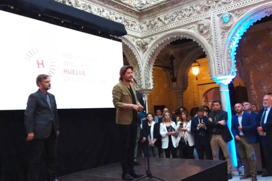 Plus Berries en la presentación de Huelva Excelencia