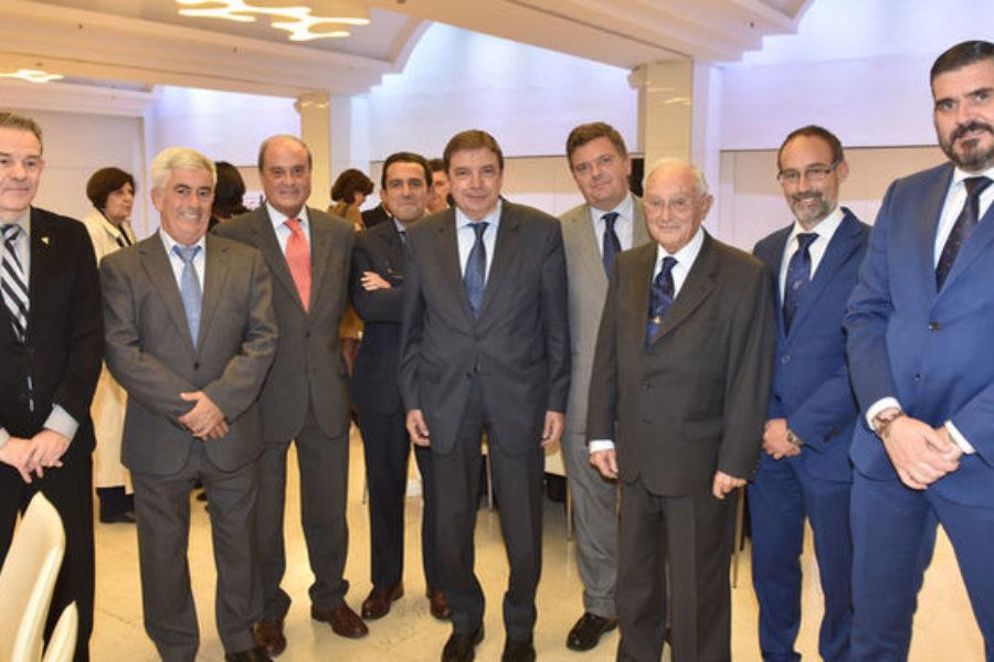 Encuentro con Luis Planas, ministro de Agricultura