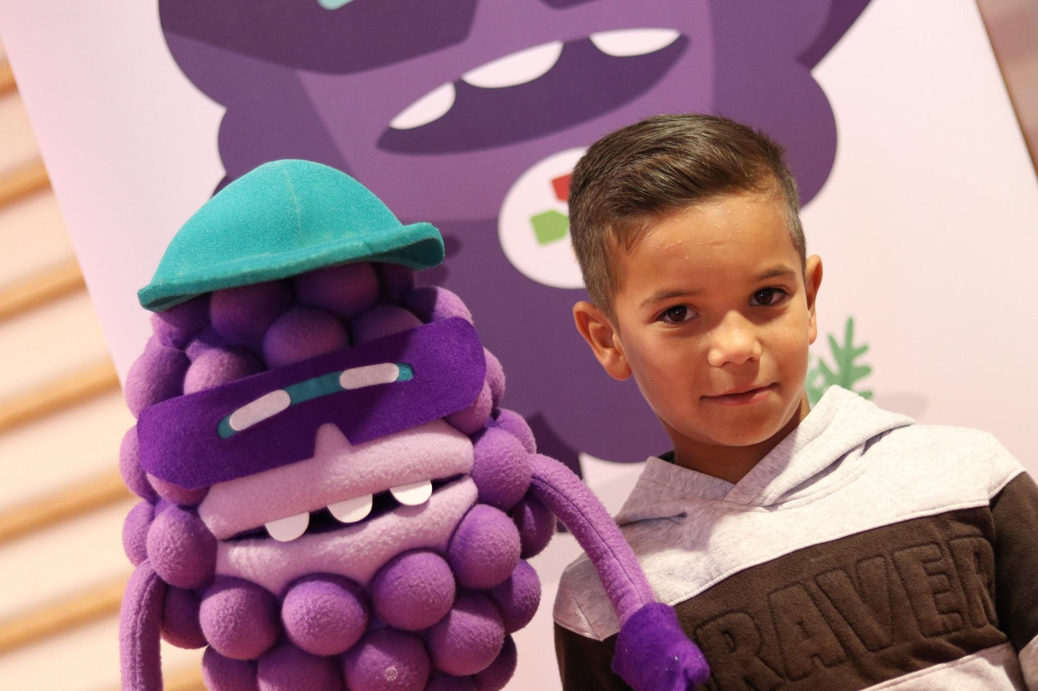 Comienza la campaña escolar de las Súper Berries