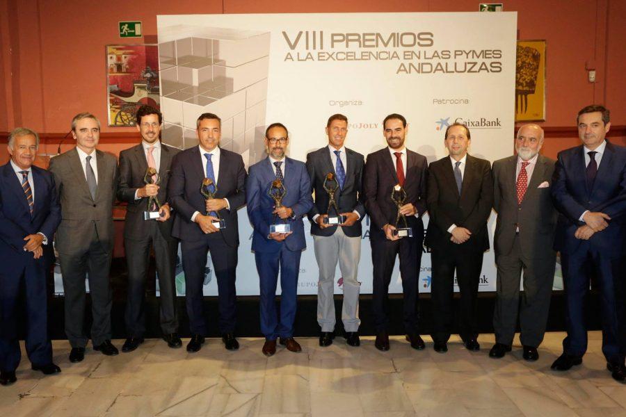 Premio a la Excelencia en Pymes Andaluzas
