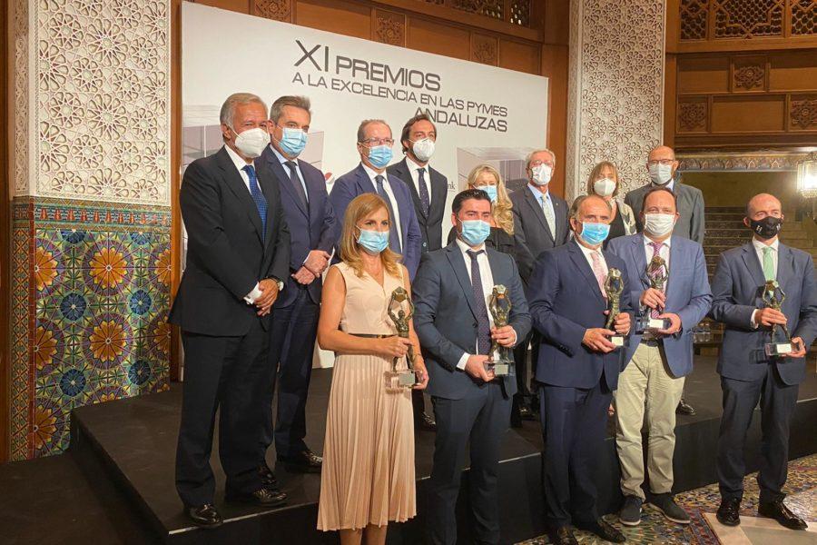 Premio de Excelencia en el sector Agroalimentario para Agromartin