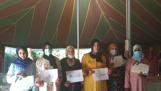 Puesta en marcha del proyecto de emprendimiento de Agromartin para mujeres trabajadoras